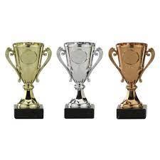Beker serie A1012 | Serie van 3 sportprijzen - Shopdarts