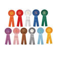 R100 Rozetten - Bekers Medailles